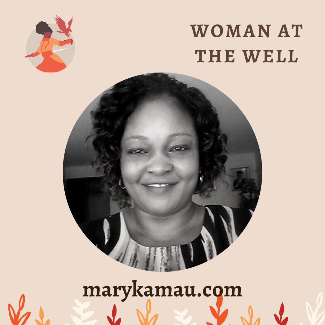 Woman At The Well | Mary Kamau
